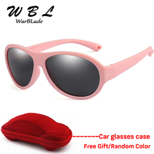 Children Polarized Sunglasses TR90 Baby Classic Fashion Eyew