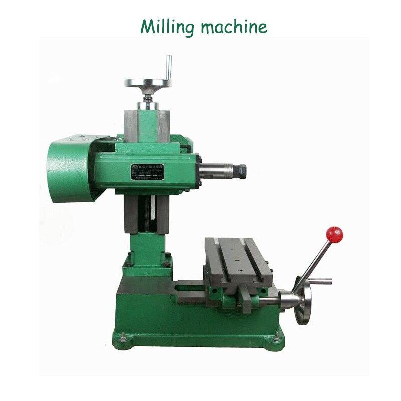 Aletler'ten Freze Makinesi'de XM1518C yatay freze makinesi Mini masaüstü testere bıçağı ışık freze makinesi ölçekli oyma makinesi planya cihazı title=