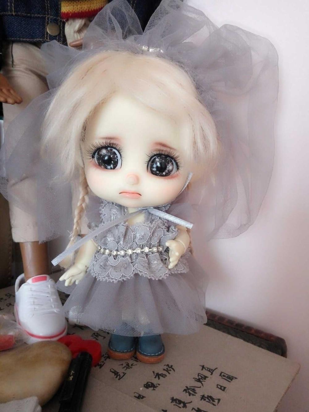 BJD 1/8 pop slaap baby fashion doll-in Poppen van Speelgoed & Hobbies op  Groep 2