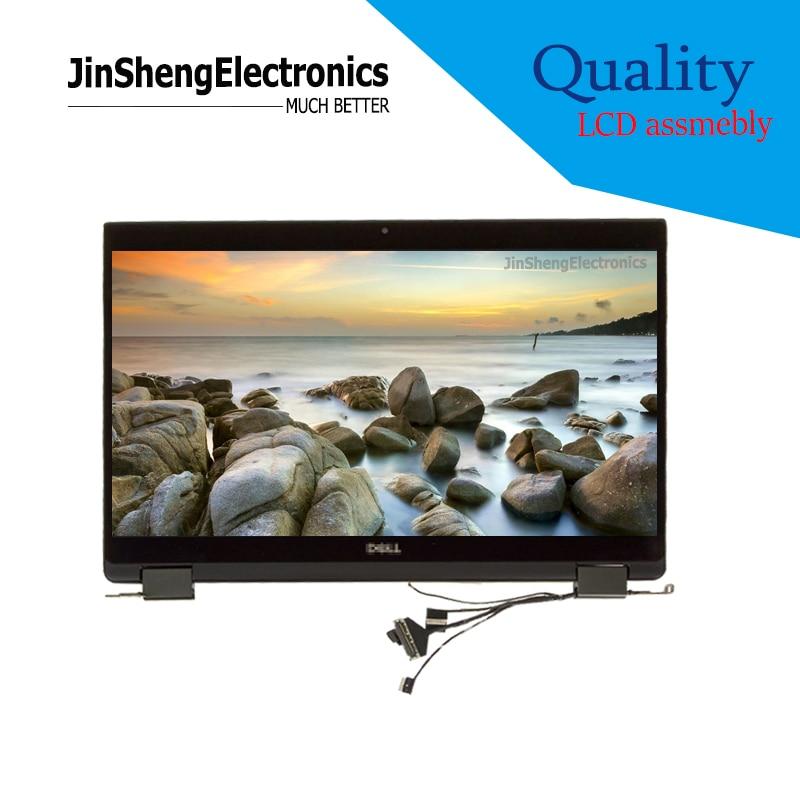 Original nouveau pour Dell Latitude 7389 13.3 ''complet écran tactile LCD assemblage avec charnières antennes FHD 2in1