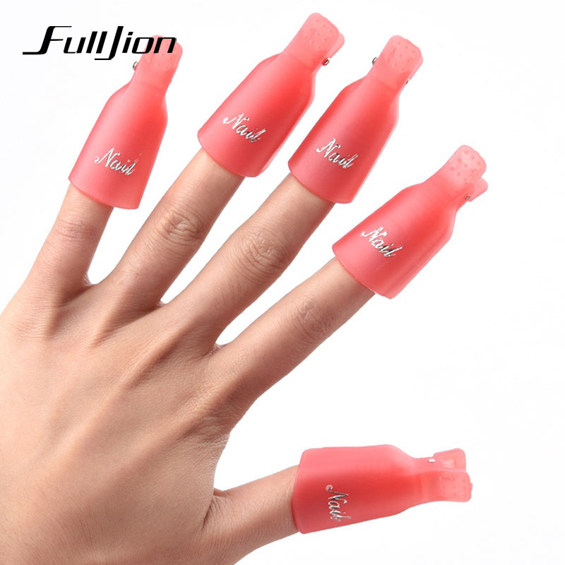 Aliexpress.com : Buy 5PCS/SET Nail Art Plastic Gel Nail