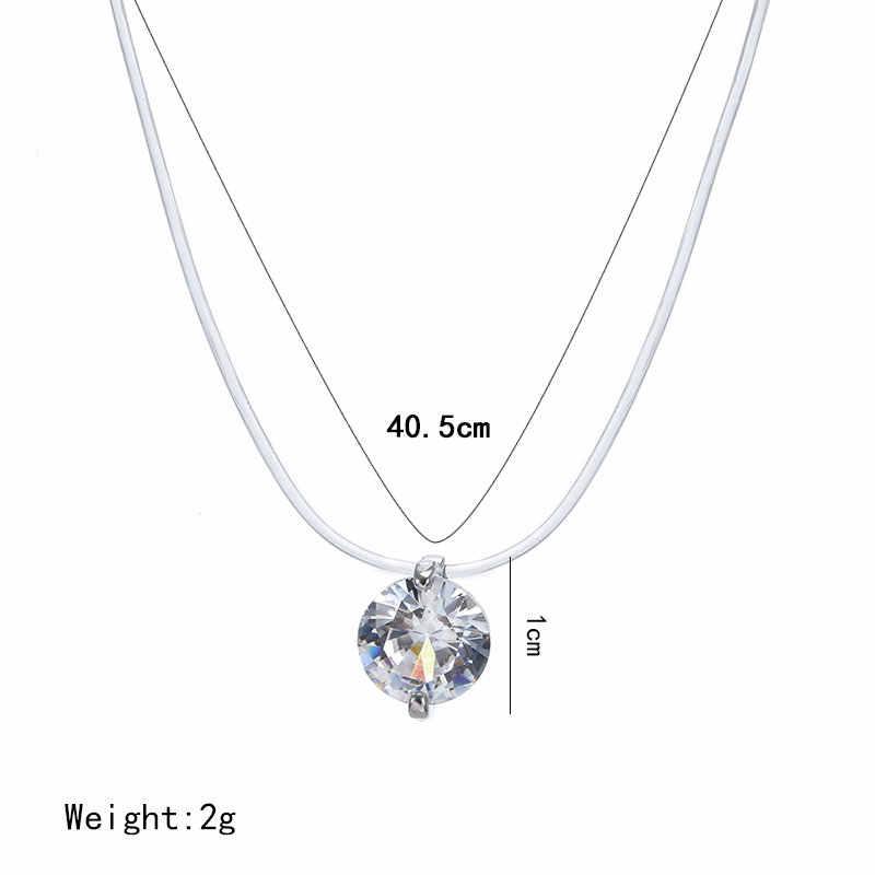 Neue Schmuck Set für 2019 Silber farbe Ohrring Für Frauen meerjungfrau träne Halskette NE + NA mädchen Geschenk hochzeiten Schmuck