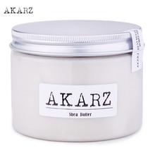 AKARZ brand Shea Butter Cream high-quality Remove Foot Dead Whitening Beauty Feet Care Cream Feet Skin care 60G feet gehwol gw123508 foot care cream gel masks deodorants