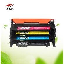 K406s CLT 406s 1PK Compatível cartucho de toner para Samsung Xpress C410w C460fw C460w CLP 365w CLP 360 CLX 3305 3305fw clt k406s