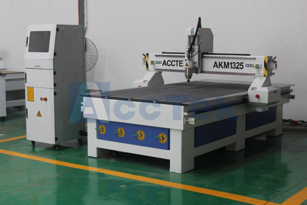 Lifetime technical support! 3 axis 4 axis CNC wood carving machine price for sale/ 3d cnc router model 1325