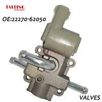 IACV Idle Air Control Valves 22270 62050 136800 0680 Idle Speed Motors for Toyota Prado 3400