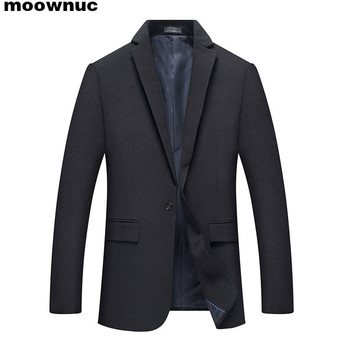2019 spring Men's  New Blazers mens Casual coat  high quality blazer Single breasted jackets for men size M-3XL