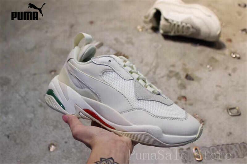 hot sales 49f79 c835c ... PUMA Mens Thunder Desert Sneakers Men Women Sports Shoes 367516-12  Badminton Shoes Thunder Spectra ...
