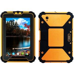 Image 2 - 8 inch אנדרואיד 7.1 המוקשח Tablet PC עם 8 מעבד ליבה, 2 GHz זיכרון Ram 4 GB Rom 64 GB עם NFC,
