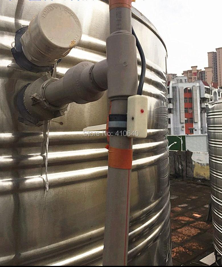 Regolatore di livello automatico per serbatoio acqua Monitor di - Strumenti di misura - Fotografia 4