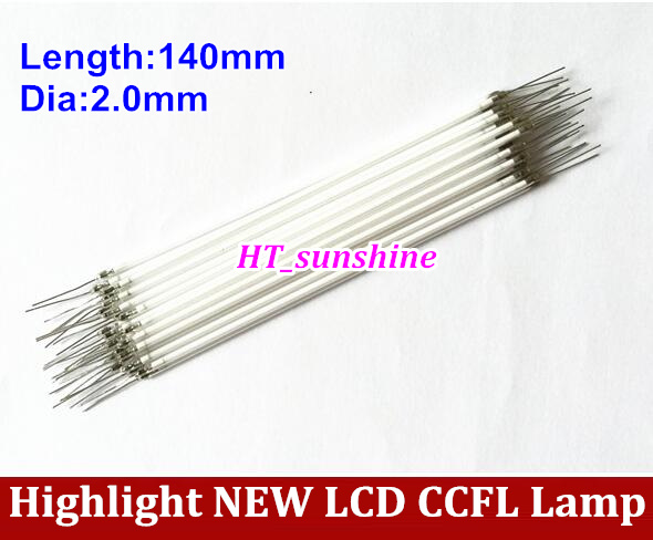 Free Shippping CCFL LCD LAMPS 6inch lamp 6 140*2MM 14cm 10pcs/lot LCD Backlight Lamp LCD Monitors in stock