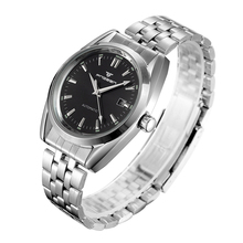 FNGEEN Relogio Masculino Esportivo Stainless Steel Watch 30M Water Resistant Aut