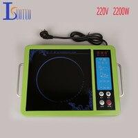 LH18 2200W Nenhuma radiação inteligente Aquecedor Elétrico De Cerâmica fogão de cerâmica elétrica para uso doméstico