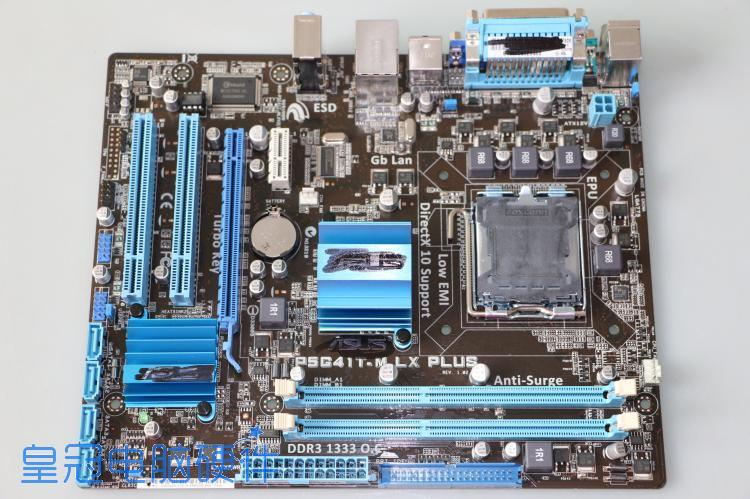 original motherboard for ASUS P5G41T-M LX PLUS LGA 775 8GB for Q8200 Q8300 cpu SATA II G41 Desktop Motherboard Free shipping
