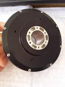 Image 4 - 1 قطعة HT100 تيار مستمر فرش محرك معزز لتقوم بها بنفسك روبوت مناور محرك مشترك 3 محور الدوار الداخلي ث AS5048A/AS5600 التشفير