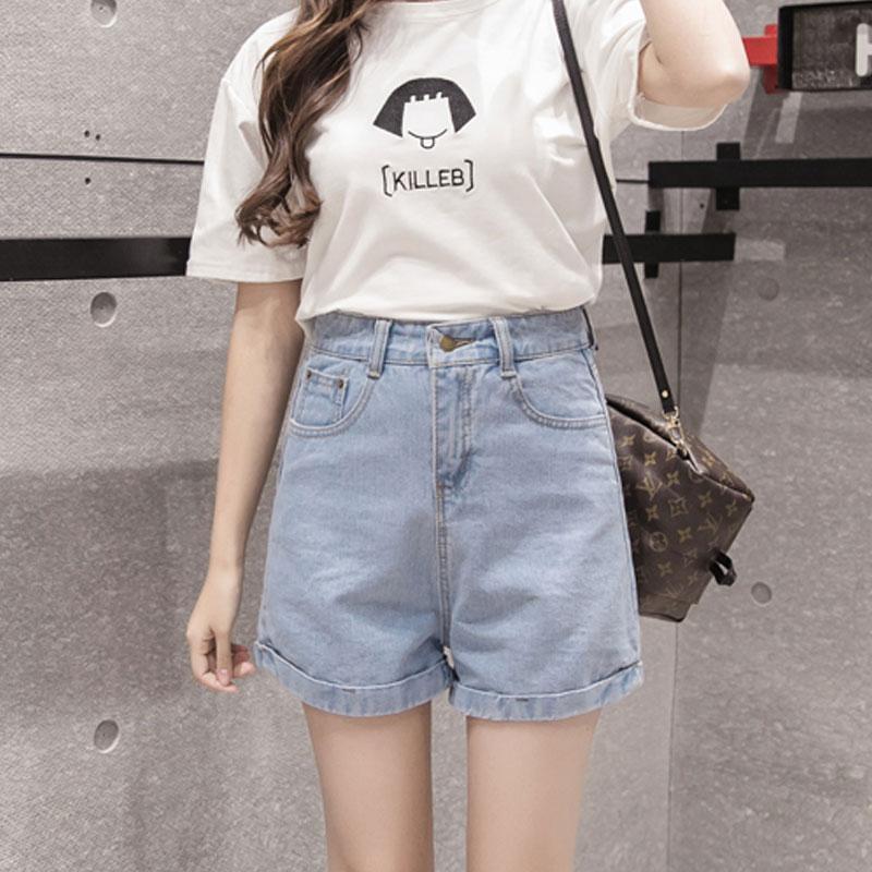 Online Get Cheap Cuffed Denim Shorts -Aliexpress.com   Alibaba Group