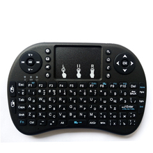 [AVATTO] Original i8 mini Gaming Keyboard 2.4G Wireless TouchPad backlit Fly Air mouse for PC,Smart TV,Laptop,iPad,Android Box