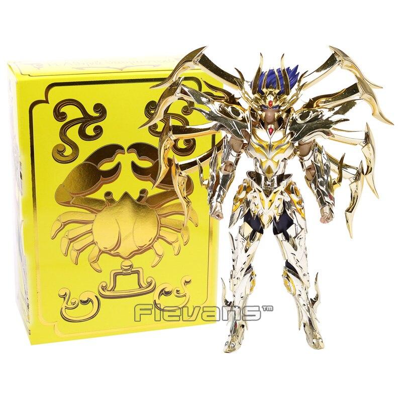 Saint Seiya Cloth Myth EX Gold GOD Cloth Cancer Death Mask Action Figure Collectible Model Toy 21cm стоимость