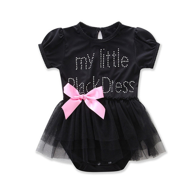 20dee1bf0 Hot Newborn Baby Girls Bodysuits Fashion Embroidered Lace My Little ...