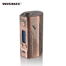 Ограниченная версия) Wismec Reuleaux Evolv DNA200 коробка мод требуется 18650 батареи электронная сигарета коробка мод электронные сигареты пар коробка мод