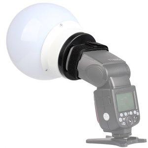 Image 5 - Coque de diffuseur de lumière à billes souples SUPON pour flash flash flash pour boîte de conserve