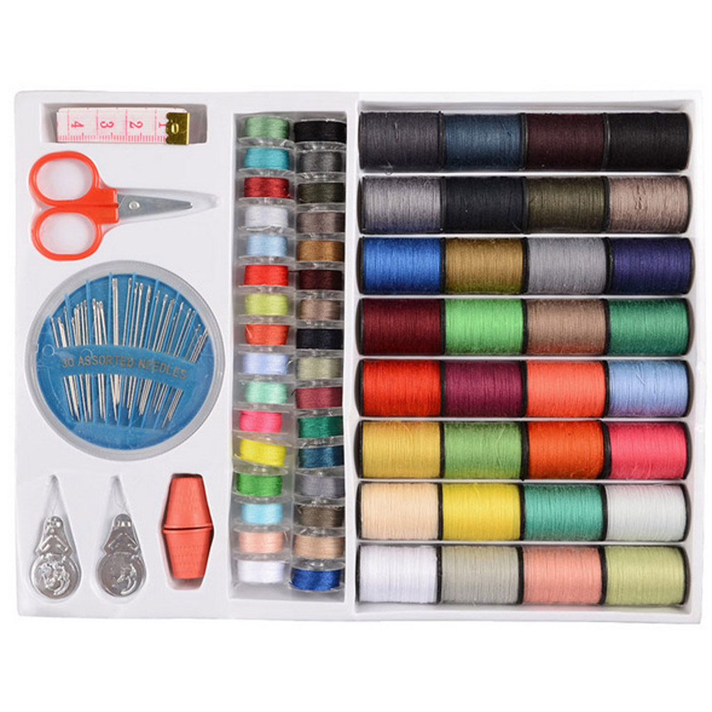 New styles special offer 64 spools assorted colors sewing for Style at home special offer