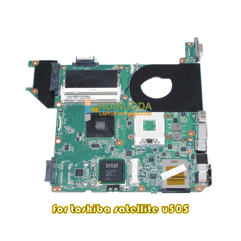 NOKOTION H000019030 PN 08N1-08O5G00 For Toshiba satellite U500 U505 Laptop motherboard GM45 DDR2 nokotion v000185020 for toshiba satellite l505 laptop motherboard gm45 ddr2 6050a2250301 mb a03