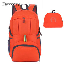 Facecozy Lightweight Packable Durable Backpack Hiking Fitness Sport Gym Daypack Waterproof Climbing Rucksack Travel Camping Bags