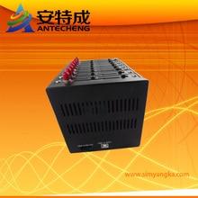 Продвижение Дешевый simens TC35i смс на 8 портов gsm модем 8 сим-карты gsm sms модемный пул