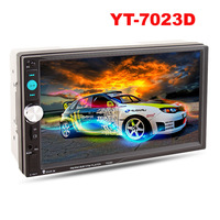 Foval 7023D 2 Din 7inch HD Touch Screen Car Radio MP5 Player With Digital Phone Stereo