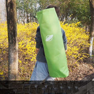 Image 4 - TOMBUG 85X33cm Regular Skateboard Backpack Single Shoulder Double Rocker Bags Water Proof Carrying Handbags