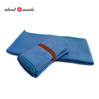 China Supplier Soft Sweat Microfiber Exercise Towel Fast Dry And Easy To Carry