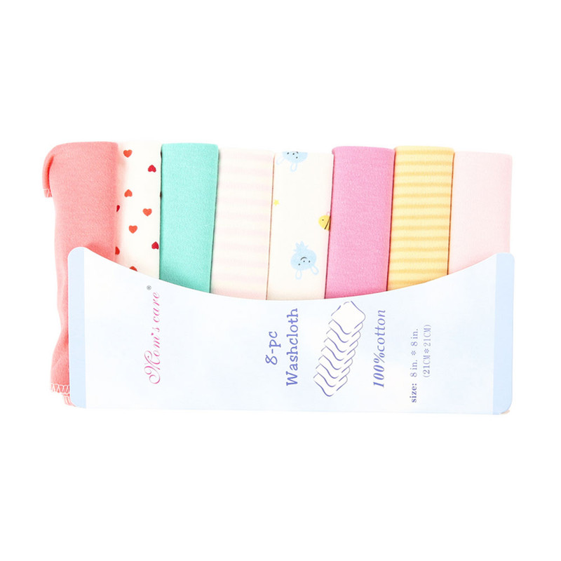 New Baby Boys Girls Bibs Saliva Towel Newborn Bandana Head Scarf Cute Cotton