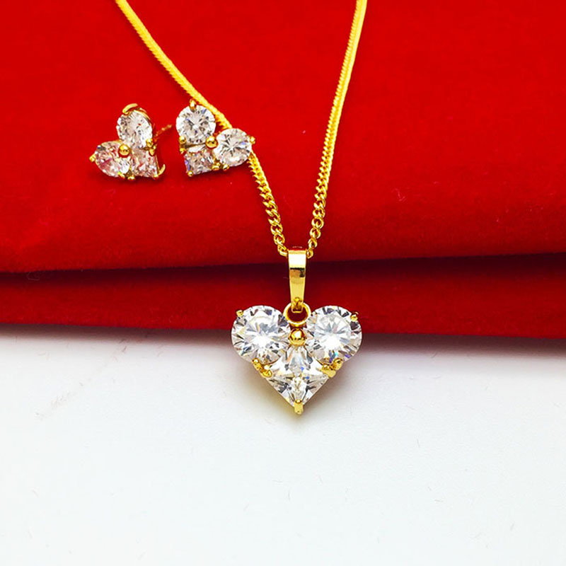 Aliexpresscom Buy 2016 Fashion Real 24K Gold Plating Necklace