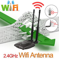 Wireless Beini Free Internet Long Range 3000mW Dual Wifi Antenna Blueway USB Wifi Adapter Decoder Ralink