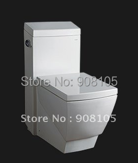 2017 hot sale wholesale CE certificate UPC certicate one piece toilet ceramic toilets water font b