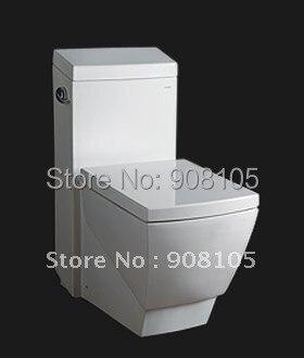 2017 hot sale wholesale CE certificate UPC certicate one-piece toilet ceramic toilets water closet s trap