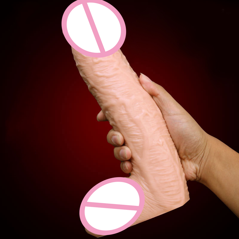 купить 290*55mm huge big realistic dildo on a suction cup sex toys for woman super large male artificial penis giant dildos for women недорого
