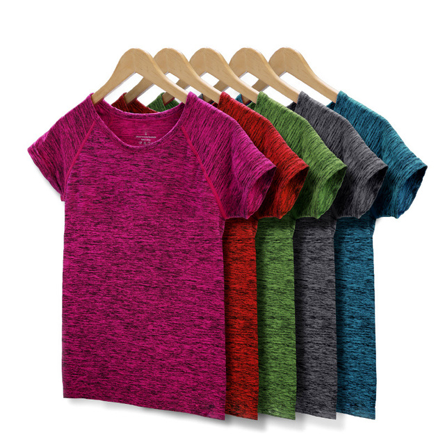 Women Professional Yoga T Shirts