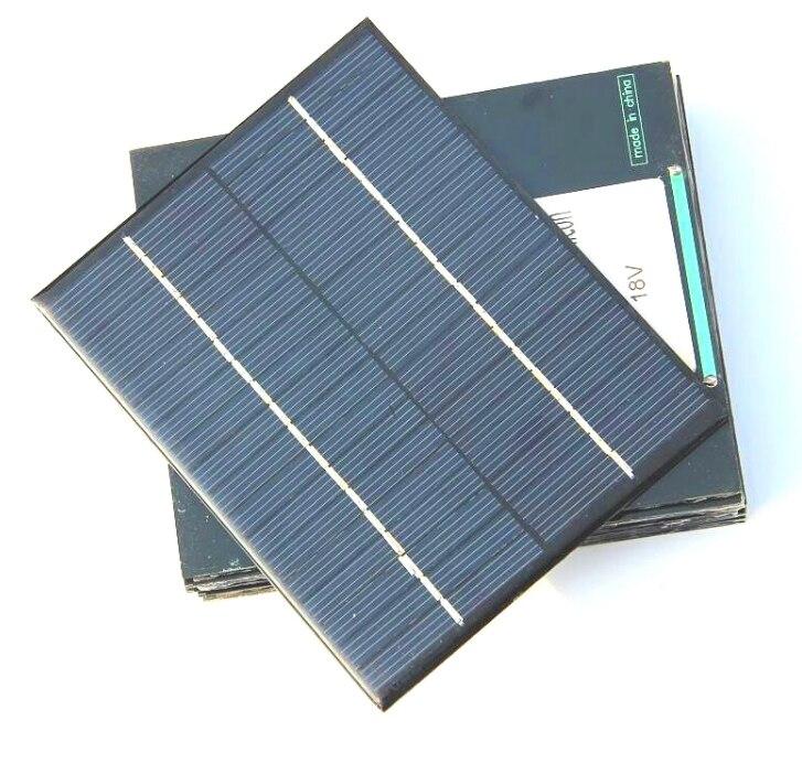 painel solar policristalino do modulo 2 w 04