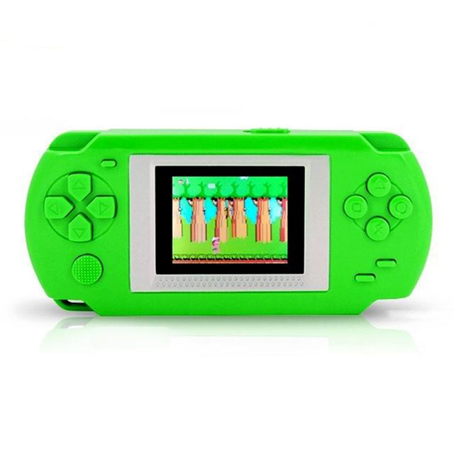 Children's Portable Color Screen Video Games Console