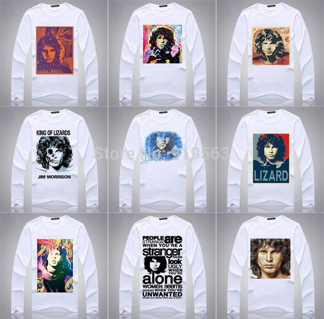 All Jim Morriosn The Doors long full sleeve men women unisex t shirt cool rock n  sc 1 st  AliExpress.com & All Jim Morriosn The Doors long full sleeve men women unisex t shirt ...