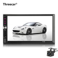 Car Mp5 Player Stereo Bluetooth Radio Car Audio HD 7 Inch 2 DIN Touch Screen Autoradio
