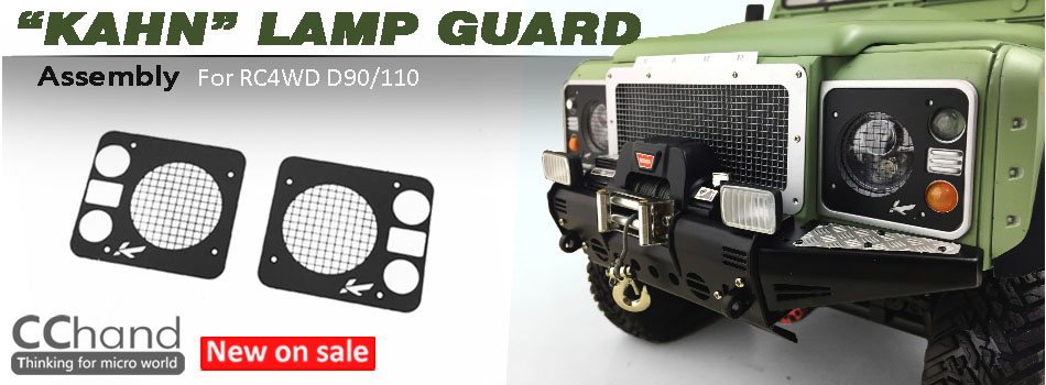 LAND ROVER DEFENDER 90 110 FRONT GRILL GRILLE /& LAMP SURROUNDS KBX3111 NEW