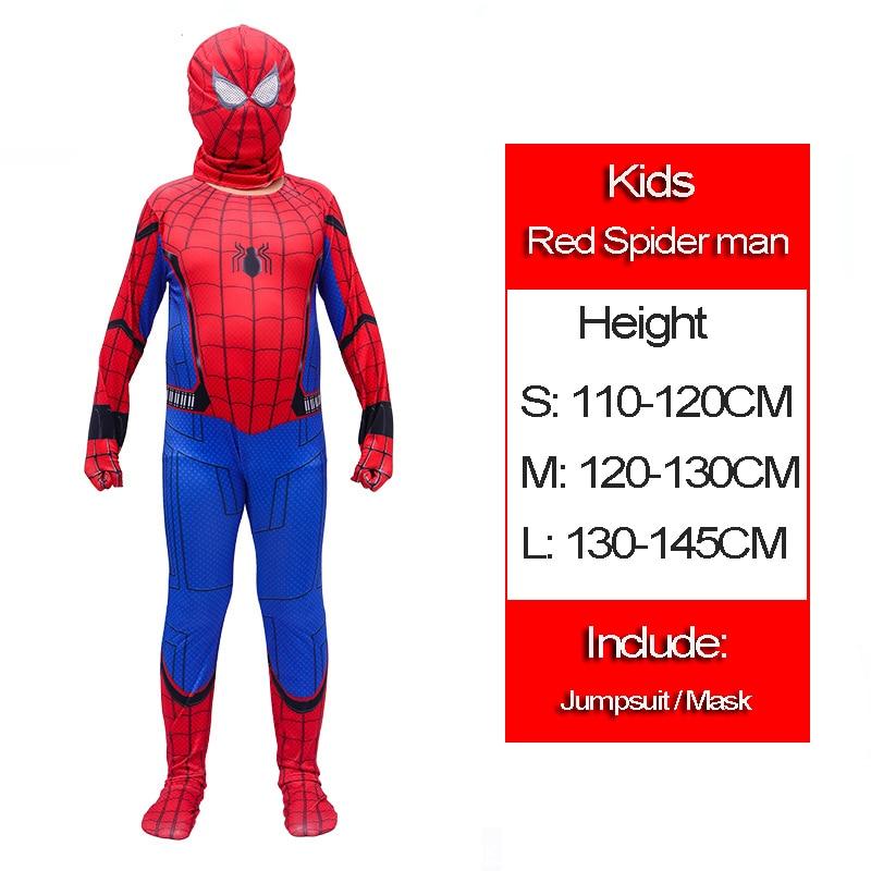 20 Red spider man