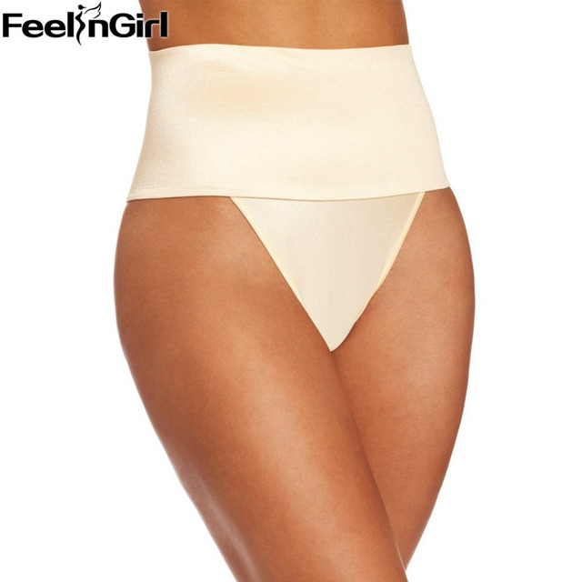 FeelinGirl Butt Lifter Tummy Control Panty Slimming Underwear Butt Lift Shapewear -E Corrective Underwear for Women