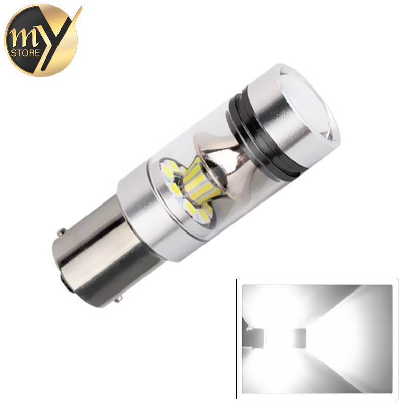1156 BA15S 3030 20SMD P21W R5W LED Bulbs Car Driving Tail font b Lamp b font