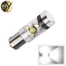 1156 BA15S 3030 20smd P21W R5W светодиодные лампы вождение автомобиля хвост лампы тормозной обратного Автомобильные стояночные огни Высокое Мощность 6000 К белый 12 В-24 В DRL