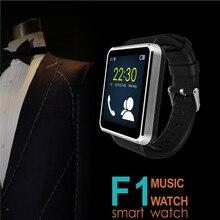 2016 heißer Verkauf Wasserdichte Bluetooth Musik Piayer Smart-armbanduhr-telefon-mate c Smartwatches Für IOS & Android