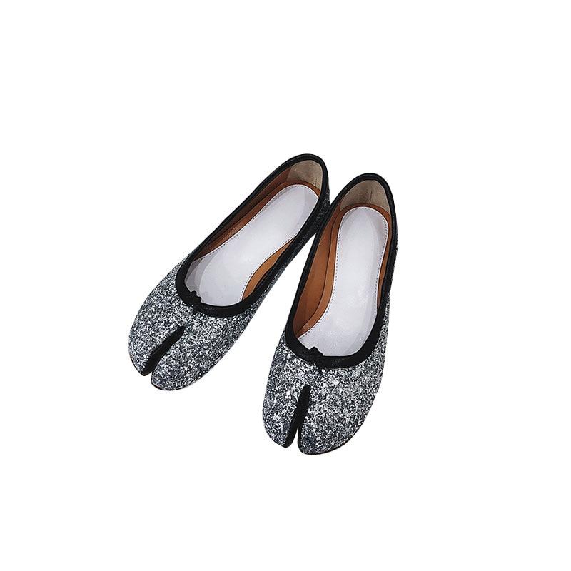 Tissu La Mode Slip As Pic Star On Appartements En Femme À Chaussures Paillettes Glitter Mocassins Chic Marque Air De Plein Femmes Brillant q7AIW